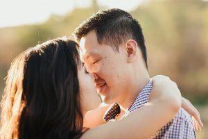 Vu & Man's Pre-Wedding Portraits by Capture & Rapture Photography